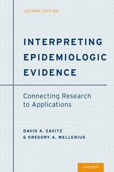 Interpreting Epidemiologic EvidenceConnecting Research to Applications