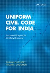 Uniform Civil Code for IndiaProposed Blueprint for Scholarly Discourse