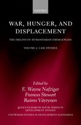 War, Hunger, and Displacement: Volume 2