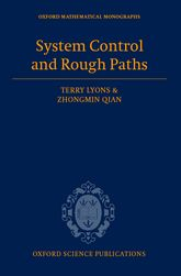 System Control and Rough Paths