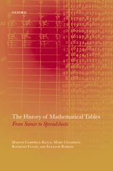 The History of Mathematical TablesFrom Sumer to Spreadsheets