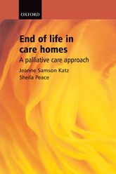 End of Life in Care HomesA Palliative Care Approach