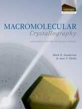 Macromolecular Crystallography: conventional and high-throughput methods