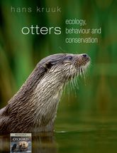Otters: Ecology, behaviour and conservation
