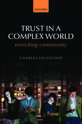 Trust in a Complex WorldEnriching Community