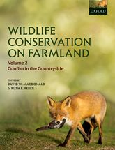 Wildlife Conservation on Farmland Volume 2Conflict in the countryside