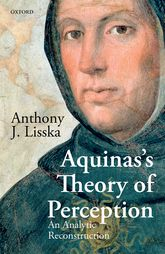 Aquinas's Theory of PerceptionAn Analytic Reconstruction