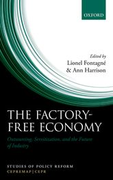 The Factory-Free EconomyOutsourcing, Servitization, and the Future of Industry