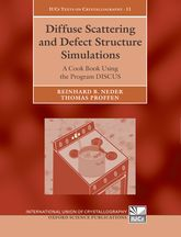 Diffuse Scattering and Defect Structure Simulations: A cook book using the program DISCUS