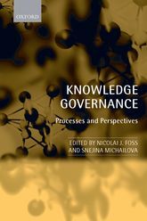 Knowledge GovernanceProcesses and Perspectives
