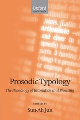 Prosodic Typology: The Phonology of Intonation and Phrasing