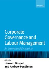 Corporate Governance and Labour ManagementAn International Comparison