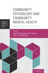 Community Psychology and Community Mental HealthTowards Transformative Change