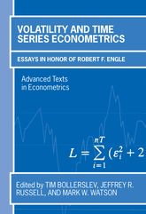 Volatility and Time Series EconometricsEssays in Honor of Robert Engle