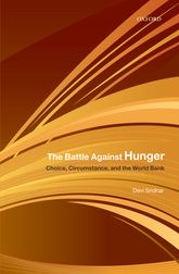 The Battle Against Hunger: Choice, Circumstance, and the World Bank