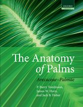 The Anatomy of PalmsArecaceae - Palmae