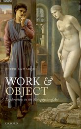 Work and ObjectExplorations in the Metaphysics of Art