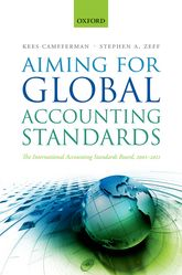 Aiming for Global Accounting Standards: The International Accounting Standards Board, 2001–2011