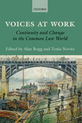 Voices at WorkContinuity and Change in the Common Law World