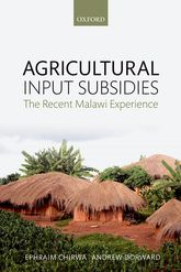 Agricultural Input SubsidiesThe Recent Malawi Experience