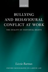 Bullying and Behavioural Conflict at WorkThe Duality of Individual Rights