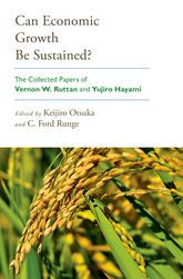Can Economic Growth Be Sustained?The Collected Papers of Vernon W. Ruttan and Yujiro Hayami