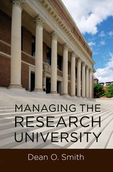 Managing the Research University