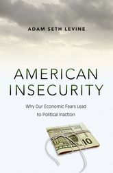 American InsecurityWhy Our Economic Fears Lead to Political Inaction