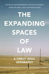 The Expanding Spaces of LawA Timely Legal Geography